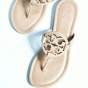 Tory Burch Miller Sandals NWT